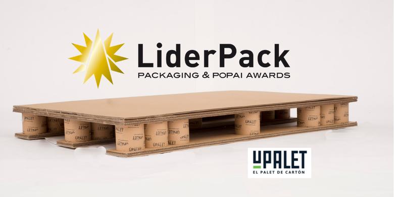 Ganadores del premio Liderpack